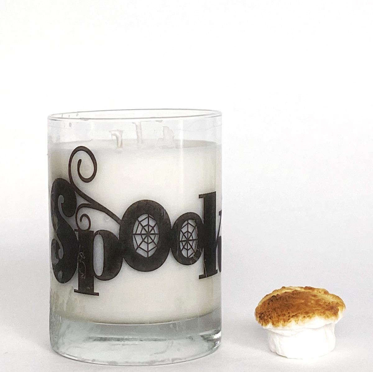 marshmallow spooky