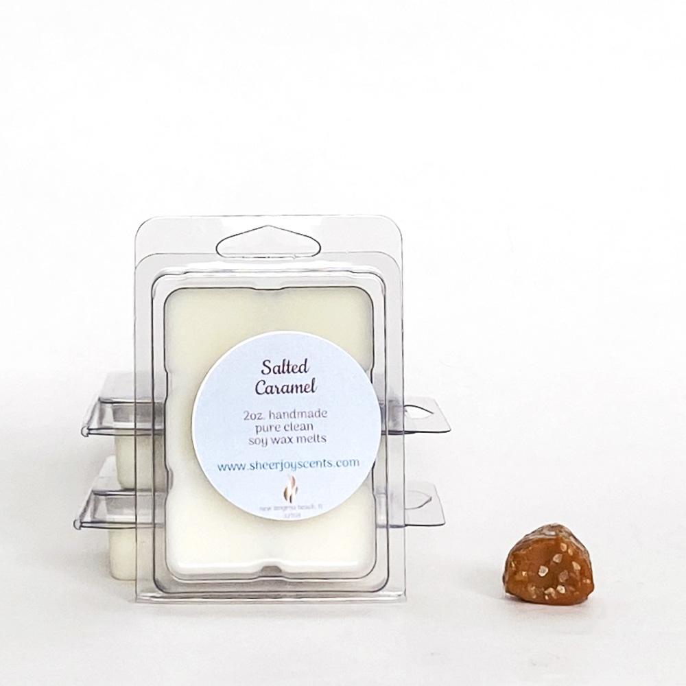 Salted Caramel Melts